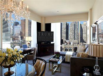 Trump International Hotel Amp Tower New York Prix H 244 Tel