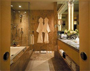 Four seasons hotel new york manhattan prix h tel photos for Salle de bain new york