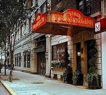 The franklin hotel new york manhattan upper east side for Hotel pas cher a ny