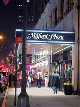 Milford Plaza At Times Square New York Manhattan Prix