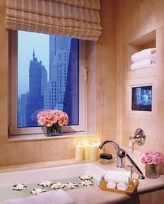 The peninsula new york manhattan midtown prix h tel for Salle de bain new york