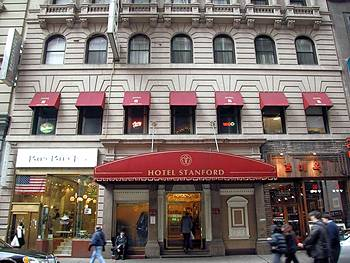 Hotel Stanford New York Manhattan Prix H 244 Tel Amp Photos