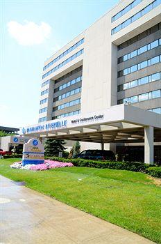 Binghamton Riverwalk Hotel 224 Binghamton Ny Prix H 244 Tel