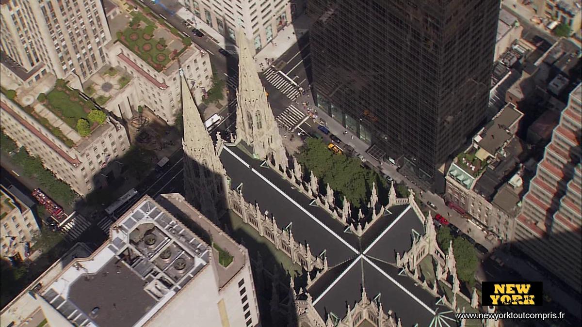 Cath U00e9drale Saint-patrick De New York