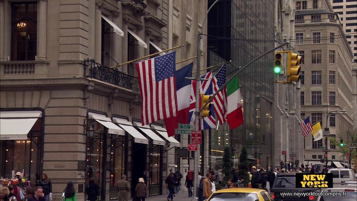 5 U00e8me Avenue  5th Avenue