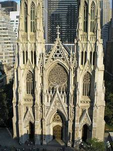 cathedrale st patricks new york